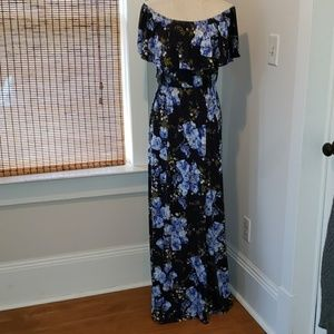 Nine Britton Maxi Dress